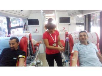 Alaplı'da Her Hafta Kan Bağışı Kampanyası Düzenleniyor