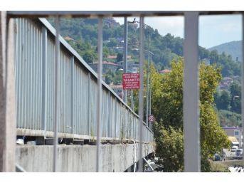 (özel Haber) 57 Yıllık Köprüde Büyük Tehlike Kapıda