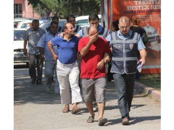 Yabancı Uyruklu Kadınları Fuhuş Batağına Düşüren 4 Kişi Yakalandı