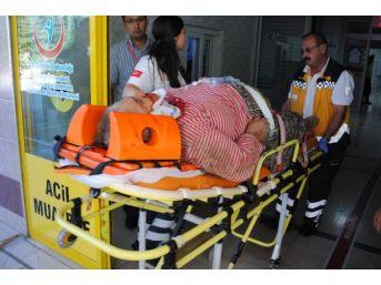 Amasya'da Tarım İşçilerini Taşıyan Minibüs Kaza Yaptı: 9 Yaralı