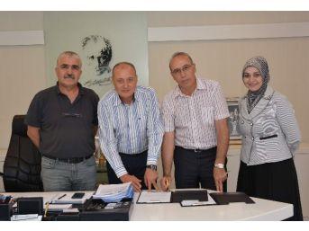Aesob, Envar Eğitim İle Protokol İmzaladı