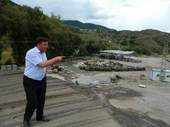Posof Belediyesi Kum'dan Kaynak Oluşturdu