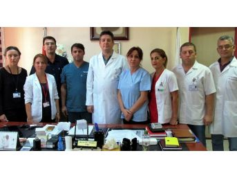 Bandırma'da Sağlıkçılardan Teröre Tepki
