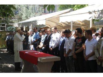 Bayburt'ta Yunus Koca İçin Gıyabi Cenaze Namazı Kılındı