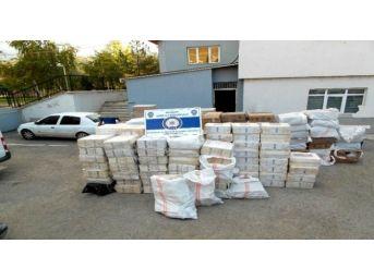 Tır İçerisinde 120 Bin Paket Kaçak Sigara Yakalandı