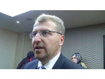 Ak Parti Milletvekili Eldemir, Tbmm'deki Olayları Değerlendirdi
