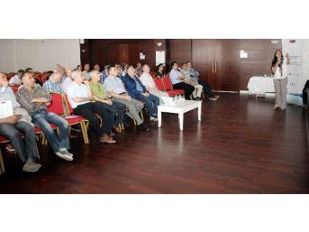 Çankırı'da Atık Su Arıtma Tesisi İçin Toplantı