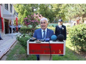 Edirne'de Çocuk Şube Müdürlüğü 'yeni Hizmet Binası' Törenle Hizmete Açıldı