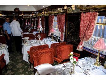 Orient Express'i Edirne'de