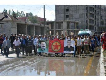 Hakkari Valiliği: Yüksekova'daki Çatışmada 1 Pkk'lı Öldü (2)