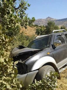 Şemdinli'de Trafik Kazası, 3 Yaralı