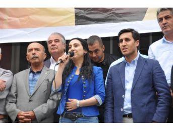 Yüksekdağ: Eş Başkanlar, Haksız Ve Hukuksuz Bir Şekilde Tutuklandı