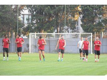 Galatasaray, Mersin İdmanyurdu Maçı Hazırlıklarını Sürdürdü