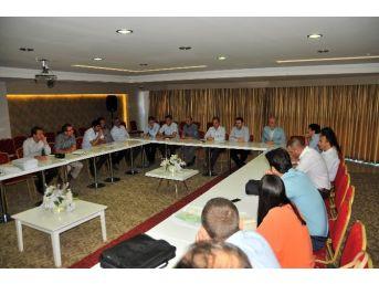 Akşehir'de Batı Konya Planlama Alt Bölgesi Çalıştayı