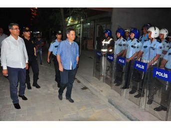 Emniyetten Bin Polisle Asayiş Uygulaması...
