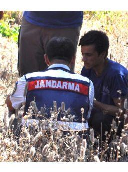Yakılarak Toprağa Gömülen Çiftçinin Katil Zanlısı Yakalandı