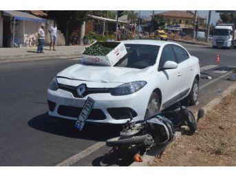 Fethiye'de Trafik Kazası: 1 Ölü