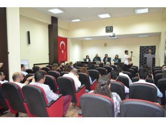 Osmaniye'de Yeni Adli Yıl Açılışı