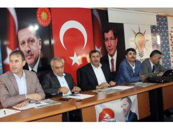 Eski Ak Parti Çorum Milletvekili Murat Yıldırım: