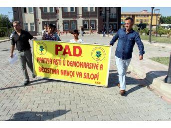 Kürtçe Tabela Yargıtay Kararıyla Geri Alındı