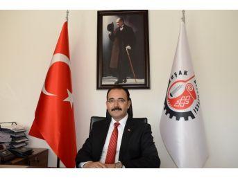 Başkan Nurullah Cahan'ın 1 Eylül Mesajı