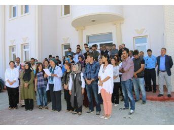 Eş Başkan Çetin'in Tutuklanmasına Tepki