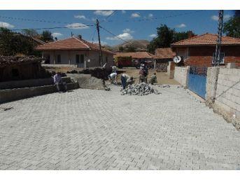 Yozgat'ın Köyleri Modernleşiyor