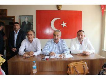 Mhp Zonguldak İl Başkanı Ayan Özür Diledi