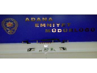 Adana'da Suç Örgütü Operasyonları
