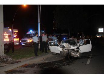 Başkent'te İki Ayrı Kazada 7 Kişi Yaralandı
