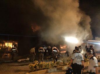 Manavgat'taki Cinayetin Ardından Ortalık Karıştı