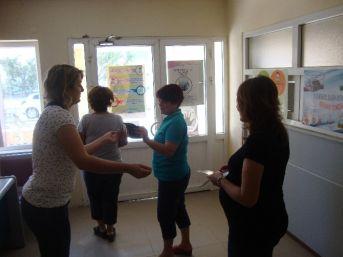 Lapseki Toplum Sağlığı Merkezi Bilgilendirme Çalışmaları