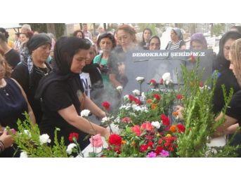 Hatay'da Gezi Eylemlerinde Ölen Ahmet Atakan Anıldı