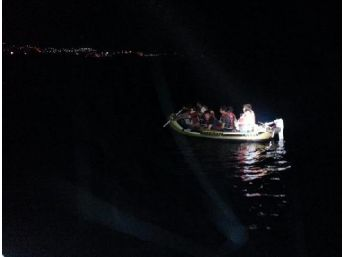 36 Groups Rescued In Attempt To Cross Into Greece, In Three Days