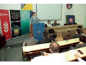 'ıı. Uluslararası Türk Kültürü Araştırmaları Sempozyumu' Saraybosna'da Düzenlendi