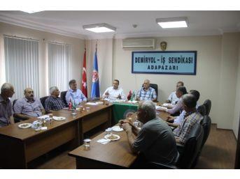 Sakarya Ziraat Odası İl Koordinasyon Toplantısı Gerçekleşti