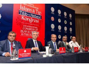 Sare Davutoğlu'nun Himayesinde, Adana'da İslam Ve Tıp Kongresi