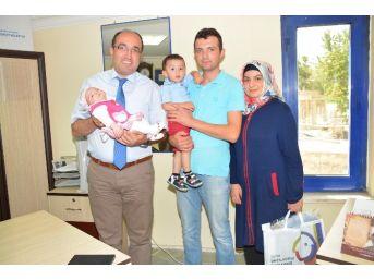 Sandıklı Belediyesi'nden Hoş Geldin Bebek Projesi