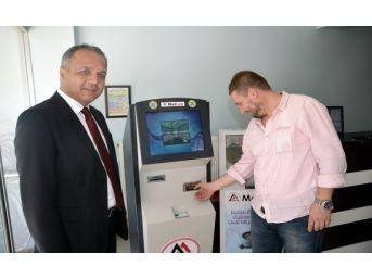 Suluova Belediyesi'nden Su Abonelerine Akıllı Vezne
