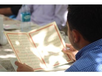 Sason'da Şehit Ve Gaziler İçin Mevlit Okutuldu