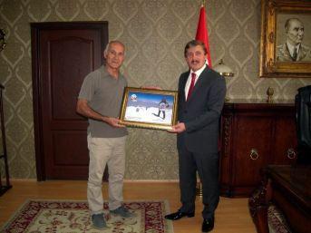 Erzincan Üniversitesi Zirvelerde