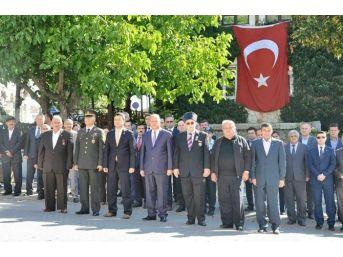 Gaziler Günü Azdavay'da Törenle Kutlandı