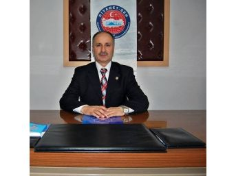 Diyanet-sen Çaycuma İlçe Başkanı Tunç, 19 Eylül Gaziler Gününü Kutladı