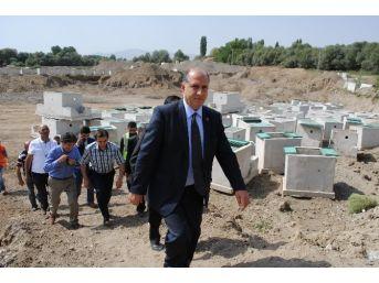 """""""aşağı Çekerek Projesi Orta Karadeniz Bölgesi'nin Gap'ıdır"""""""