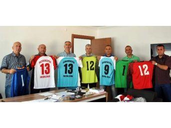 İncirliova Belediyesi'nden Spora Destek