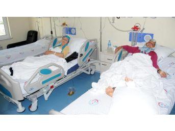 Giresun'da Karakol Saldırısında Yaralananlar Tedavi Altında