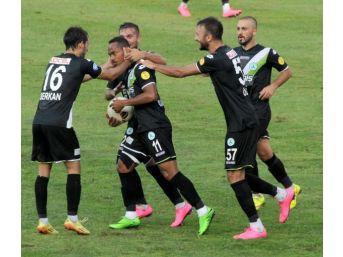 Giresunspor-Denizlispor: 2-2