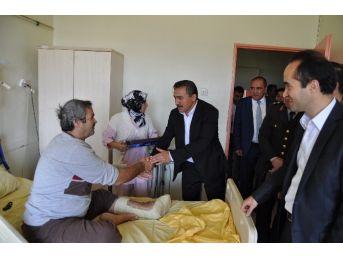 """Başkan Tutal: """"artık Birlik Ve Beraberlik Zamanıdır"""""""