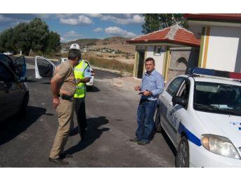 Seydişehir'de Sürücülere Şekerli Uyarı