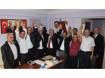 Bbp, Samsun Milletvekili Adaylarını Tanıttı